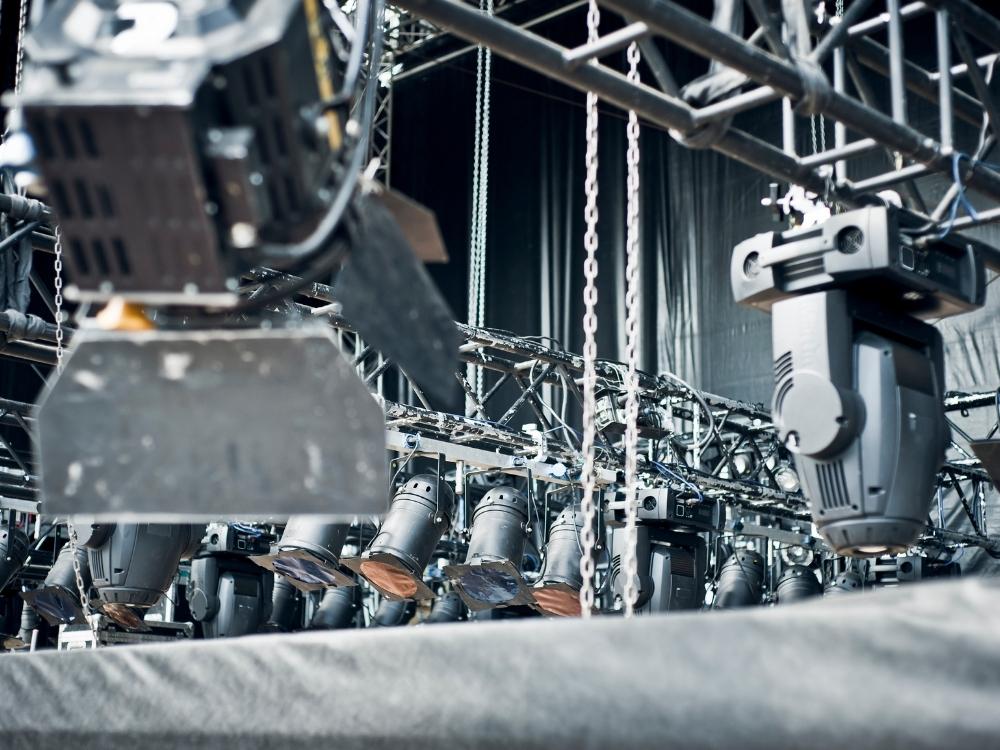 舞台視訊設備